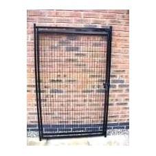 1m Mesh Dog Run Panel with Door