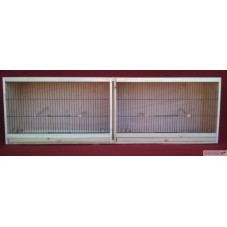 """Double Breeding Cage (24"""" Fronts)"""