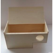 Wooden Gouldian Box