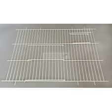 """Budgie Cage Front White 18"""" x 12"""""""