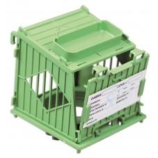 N002 Plastic Nest Box + Pan