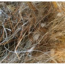 Mixed Animal Hair, Natural Fibres and Moss 500g