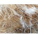 Antimite/Antiseptic nesting material Coco Sisal Jute