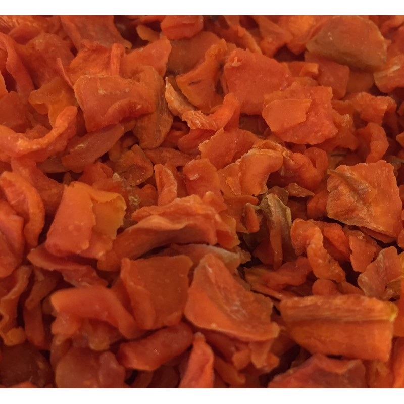 Carrot Dried