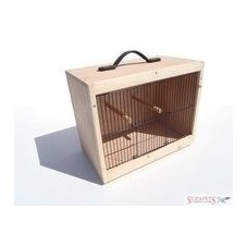 Small Stackable Display/Carry Cage