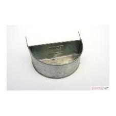 Galvanised Metal D Cup