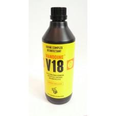 Vanodine V18 Disinfectant 1L