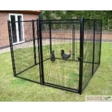 2m x 2m Mesh Enclosure