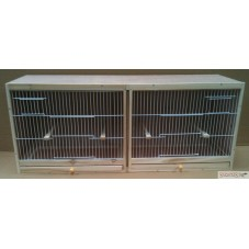 "Double Breeding Cage (18"" Fronts)"