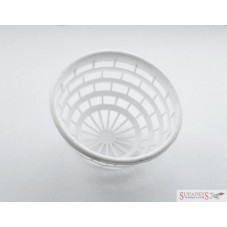 Plastic Lattice Nest Pan (holder required)