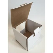 Cardboard Finch Box