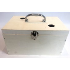 Transport Box for Birds Single Compartment (Flat packed)