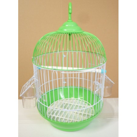 Small Round Carry Cage Box of 10