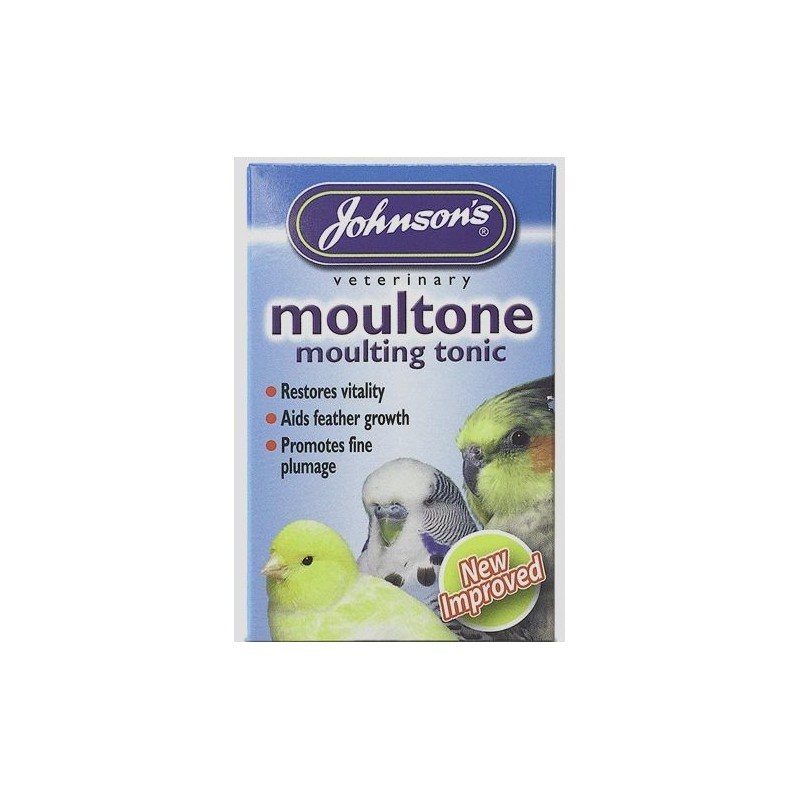 Johnsons Moultone moulting tonic