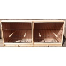 "Double Breeding Cage (16""..."