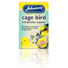 Johnsons Cage Bird Vitamin...