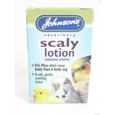 Johnsons Scaly Lotion 15ml