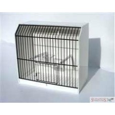 Plastic Display Cage